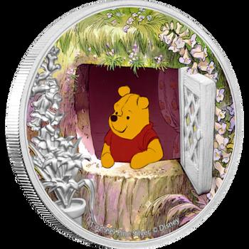 Disney Winnie the Pooh – Pooh 1oz Silver Coin