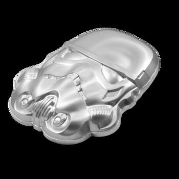 Star Wars™ Helmets: Stormtrooper Helmet Ultra High Relief 2oz Silver Coin