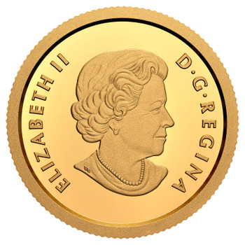 2020 $10 PURE GOLD COIN AN INUK AND A QULLIQ