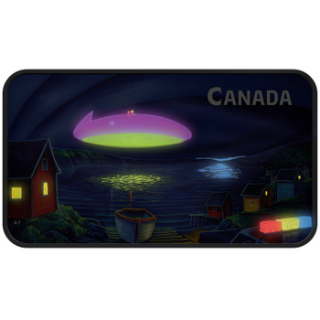 2020 $20 FINE SILVER COIN CANADA'S UNEXPLAINED PHENOMENA: THE CLARENVILLE EVENT