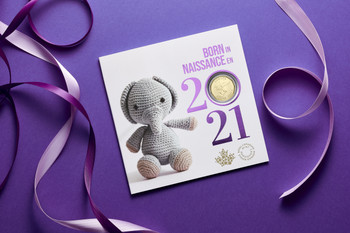 2021 6-COIN BABY GIFT SET