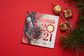 2021 6-COIN O CANADA GIFT SET