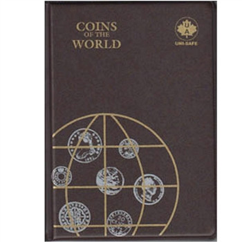 UNI-SAFE COIN OF THE WORLD FOLDER (VOL. 130)