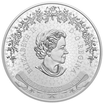 2021 $250 FINE SILVER COIN ARCHIVAL TREASURES: 1912 HERALDIC DESIGN