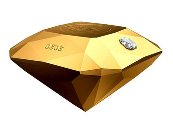 2020 $500 Pure Gold Diamond-Shaped Coin – Forevermark Diamond (E-TRANSFER ONLY)