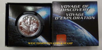 2000 BRILLIANT UNCIRCULATED DOLLAR - VOYAGE OF DISCOVERY