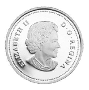 2014 $20 FINE SILVER COIN - THE GREAT LAKES: LAKE ONTARIO