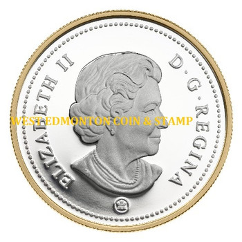 2008 SPECIAL EDITION PROOF SILVER DOLLAR - CELEBRATING THE ROYAL CANADIAN MINT CENTENNIAL (1908-2008)