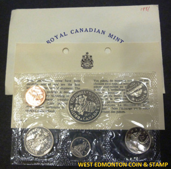 1971 UNCIRCULATED PROOF LIKE SET