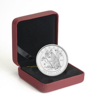 2010 $300 PLATINUM COIN - GROUND SLOTH (E-TRANSFER ONLY)