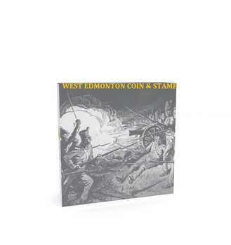 LUNDY S LANE的精美银基洛硬币之战