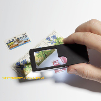 MULTI-FUNCTION POCKET MAGNIFIER 5-IN-1
