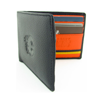 CALGARY FLAMES - GENUINE LEATHER WALLET