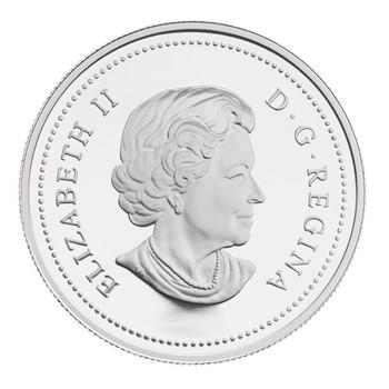 2005 $5 FINE SILVER COIN - SASKATCHEWAN CENTENNIAL