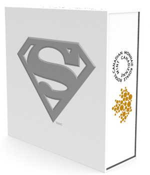 2015 $100 14-KARAT GOLD COIN - ICONIC SUPERMAN™ COMIC BOOK COVERS - SUPERMAN #4 (1940)