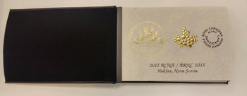2015 RCNA PURE SILVER PROOF DOUBLE DOLLAR SET - LIMITED TO 200 - SHOW EXCLUSIVE