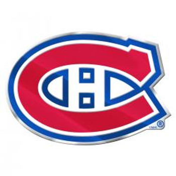 NHL MONTREAL CANADIENS AUTOMOTIVE TEAM LOGO EMBLEM
