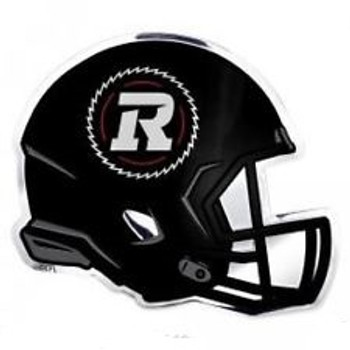 CFL OTTAWA REDBLACKS AUTOMOTIVE TEAM LOGO EMBLEM