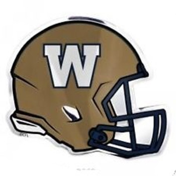 CFL WINNIPEG BLUE BOMBERS AUTOMOTIVE TEAM LOGO EMBLEM