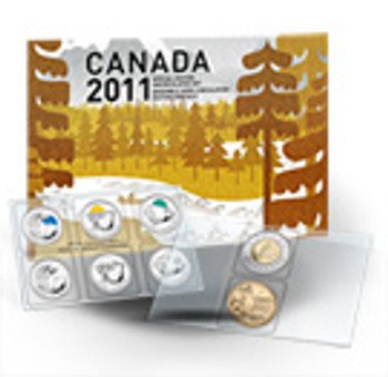 2011 SPECIAL EDITION UNCIRCULATED PROOF-LIKE SET