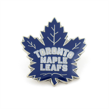 TORONTO MAPLE LEAF LOGO PIN