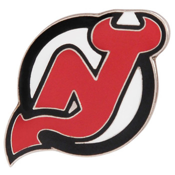 NEW JERSEY DEVILS LOGO PIN