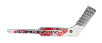 DETROIT RED WINGS - NHL HOCKEY - MINI GOALIE STICK