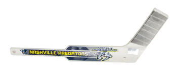 NASHVILLE PREDATORS - NHL HOCKEY - MINI GOALIE STICK