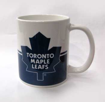 TORONTO MAPLE LEAFS - NHL HOCKEY - COFFEE MUG