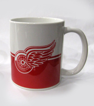 DETROIT RED WINGS - NHL HOCKEY - COFFEE MUG