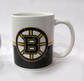 BOSTON BRUINS - NHL HOCKEY - COFFEE MUG