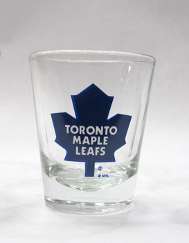 TORONTO MAPLE LEAFS - NHL HOCKEY - SHOT GLASS