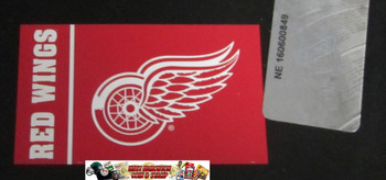 DETROIT RED WINGS POLYESTER FLAG  - 3 X 5 FEET - INDOOR/OUTDOOR - BRAND NEW