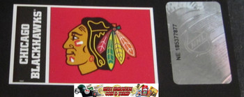 CHICAGO BLACKHAWKS POLYESTER FLAG  - 3 X 5 FEET - INDOOR/OUTDOOR - BRAND NEW