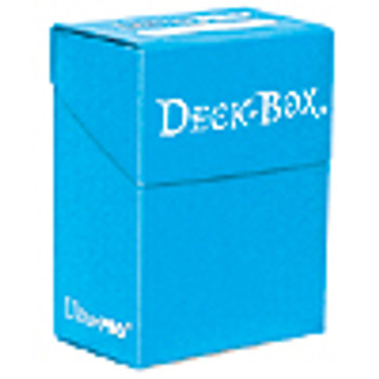 DECK BOX - LIGHT BLUE