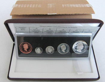 1908-1998 COMMEMORATIVE PROOF FINISH SET