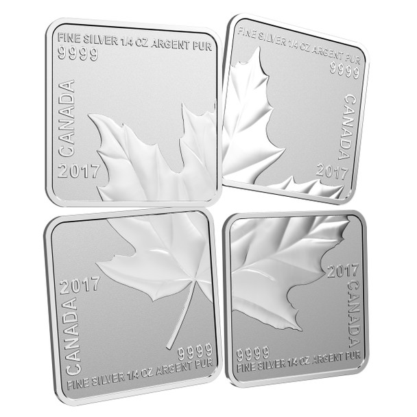 2017 FINE SILVER MAPLE LEAF QUARTET