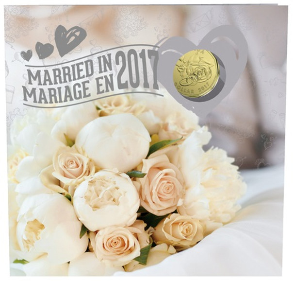 2017 WEDDING GIFT 5-COIN SET - SPECIAL EDITION LOONIE