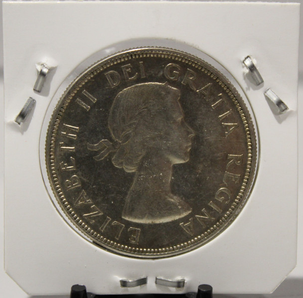 1955 CIRCULATION SILVER DOLLAR  - FWL - UNGRADED - AS PICTURED