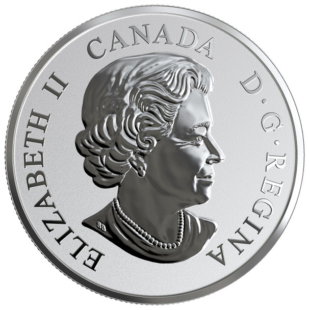2019 $20 FINE SILVER COIN THE VALIANT ONE: BALD EAGLE