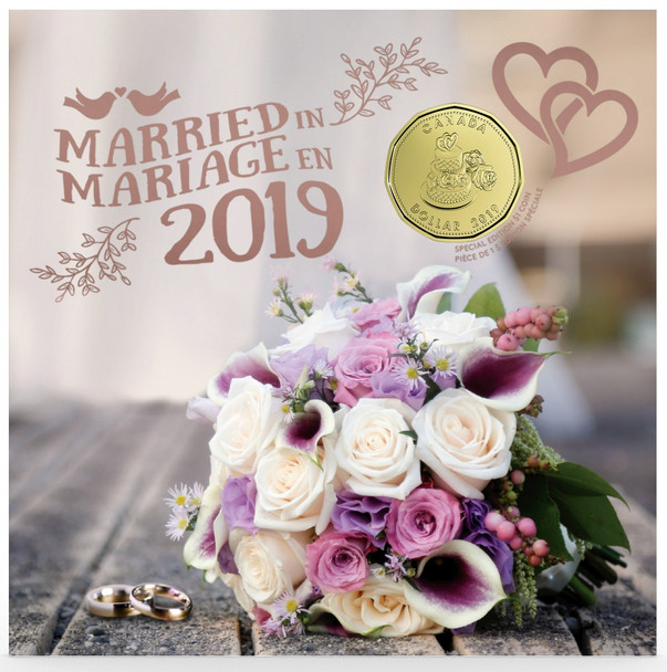 2019 $1 WEDDING GIFT SET