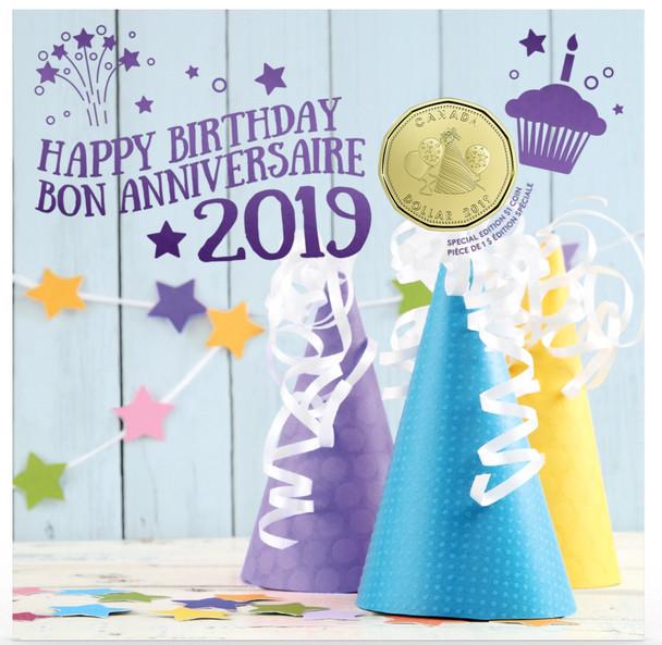 2019 $1 BIRTHDAY GIFT SET