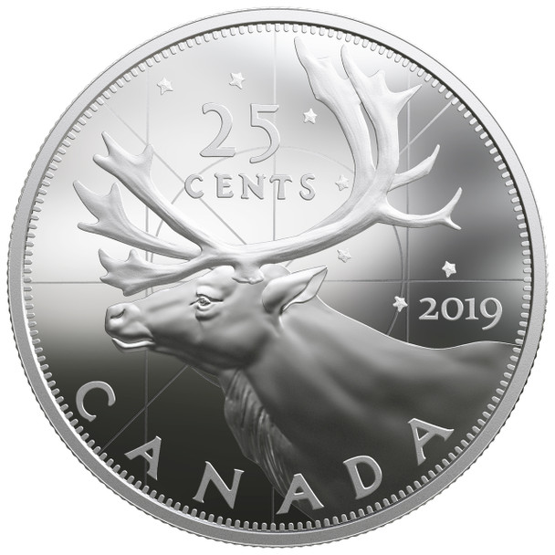2019 FINE SILVER 2-COIN SET ROYAL CANADIAN MINT COIN LORE: BACK TO CONCEPT