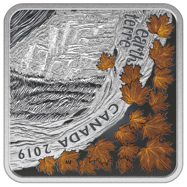 2019 $3 FINE SILVER COIN SET THE ELEMENTS