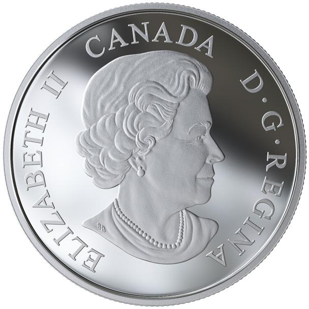 2019 $20 FINE SILVER COIN GIVE PEACE A CHANCE: 50TH ANNIVERSARY