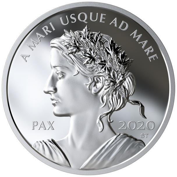 2020 $1 FINE SILVER COIN PEACE DOLLAR