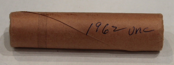 1962 1-CENT ROLL