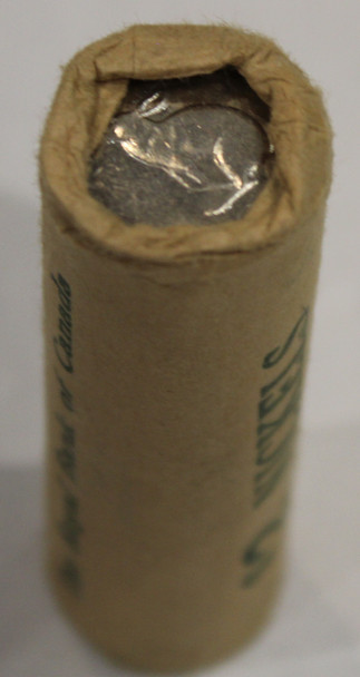 1967 5-CENT ROLL (BROWN)