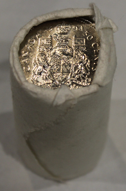 1994 50-CENT ROLL