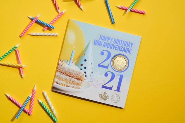 2021 6-COIN BIRTHDAY GIFT SET